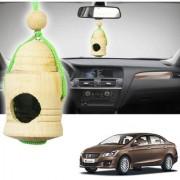 DELHITRADERSS 45 Days Car Air Freshener Car Perfume Hanging Jasmine