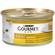 Purina Gourmet Gold Soufflé Pollo