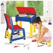 Nilkamal Apple Kids Chair Table Set
