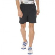 Nike Black Polyester Lycra Shorts for Men