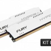 Kit Memorie Kingston HyperX FURY DDR3 16GB (2 x 8GB) 1866MHz 1.5 V CL-10
