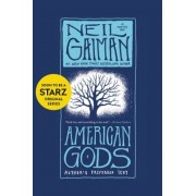 American Gods: Author's Perferred Text, Paperback