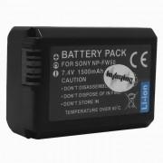 Bateria compatible de 7.4V 1500mAh para Sony NP-FW50