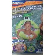 Snack Attack Gator Ring