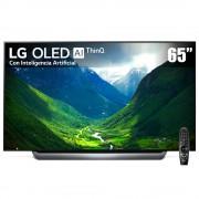 LG pantalla oled lg 65 pulgadas smart oled65c8pua