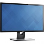 "Монитор Dell SE2416H, 23.8"" (60.45 cm) IPS панел, Full HD, 6ms, 8 000 000:1, 250 cd/m2, HDMI, VGA"