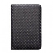 Pocketbook Cover Dots schwarz-grau 6'' Cover Nero, Grigio