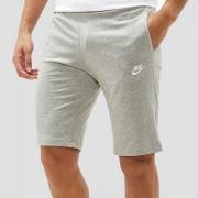 NIKE Sportswear korte broek grijs heren Heren - grijs - Size: Large