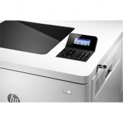 Imprimanta laser color HP LaserJet Enterprise M552dn , A4 , Duplex , Gri , Retea cu fir USB