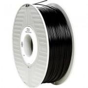 3D nyomtató szál Verbatim 55267 PLA műanyag 1.75 mm Fekete 1 kg (1398185)