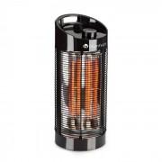 Blumfeldt Heat Guru 360 Radiateur infrarouge sur pied 1200 / 600W IPX4 noir