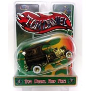 Tom Daniel's RAD RATZ 1:43 Diecast Old Skool Rat Rod - Paddy Wagon