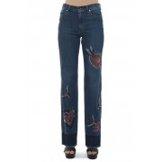 Red Valentino Jeans denim medio Denim medio Cotone Donna