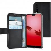 Azuri Wallet Magneet Huawei P20 Pro Book Case Zwart