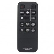 Replacement Soundbar Remote Control Controller for LG Soundbar S55A3-D LAS454B S45A1-D LAS453B SH3B SPH3B-W