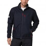 Helly Hansen Crew Midlayer Jacket Blå