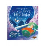 Go to sleep little baby with soothing music CD