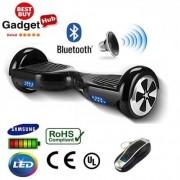 "6.5"" Carbon Black Bluetooth Segway Hoverboard"