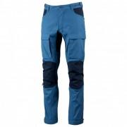 Lundhags - Authentic II Pant - Pantalon de trekking taille 54 - Regular, bleu/noir