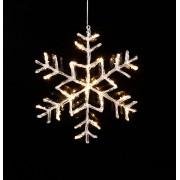 Star Trading Stjärna Antarctica LED 40cm varmvit