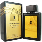Antonio Banderas The Golden Secret for Men by Antonio Banderas 3.4 oz Eau De Toilett...