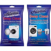 ATOMIC WASHING MACHINE DISHWASHER CLEANER FOR LG SAMSUNG IFB WHIRLPOOL ETC