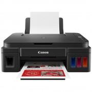 Multifunctional inkjet color CISS Canon PIXMA G3411, dimensiune A4 (Printare, Copiere, Scanare), viteza 8,8ipm alb-negru, 5ipm color, rezolutie