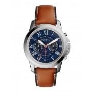 メンズ FOSSIL 腕時計 ダークブルー