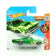 '69 DODGE CORONET SUPERBEE (094/250) * Short Card Package * Hot Wheels 2016 HW FLAMES SERIES (04/10) 1:64 Scale Die-Cast Vehicle