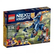 LEGO NexoKnights Lance's Mecha Horse 70312 Includes 3 Minifigures: Lance Richmond