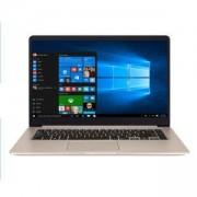 Лаптоп Asus S510UQ-BQ607, Intel Core i7-8550U (up to 4GHz, 8MB), 15.6 инча Full HD (1920x1080) LED AG, Web Cam, 90NB0FM5-M10190