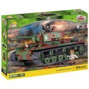 Cobi Klocki konstrukcyjne Armia Czołg KV-1 2489