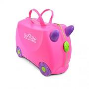 Trunki Ride On Suitcase - Trixie, Multi Color