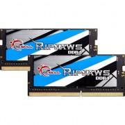 Memorii laptop g.skill Ripjaws DDR4 SODIMM 2x16GB 2400MHz CL16 (F4-2400C16D-32GRS)