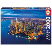 New York Aerial View Educa 2000 Piece Puzzle