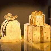 Lamp zak of Lamp cadeaustapel, Lamp cadeaustapel