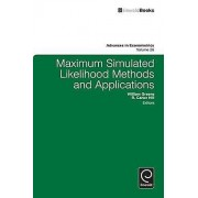 Maximum Simulated Likelihood Methods and Applications par Série édité par Carter Hill & Series édité par Tom Fomby & Édité par William Greene & Édi...