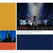 Sting - Live in Berlin (0602527530970) (1 CD + 1 DVD)
