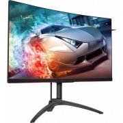 "Monitor VA, AOC AGON 31.5"", AG322QC4, 144Hz, 4ms, HDMI/DP, Speakers, QHD 2560x1440"