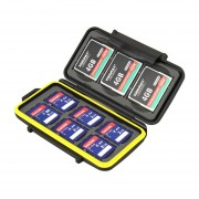 JJC MC-SD6CF3 Multi-Card Case