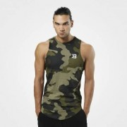 Better Bodies Men Better Bodies Harlem Tank Military Camo