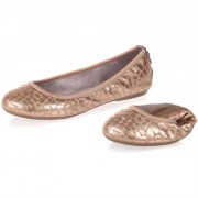 Butterfly Twists Ballerina Sophia Rose Gold Leo