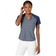 adidas Golf Sport Short Sleeve Polo Night Indigo