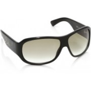 Diesel Rectangular Sunglasses(Brown)