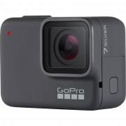 Gopro Kamera GoPro HERO7 Silver Actionkamera silber