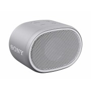 SPEAKER, SONY SRS-XB01, Portable, Bluetooth, White (SRSXB01W.CE7)