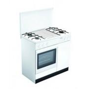 Bompani BI950EA/L cucina con portabombola di 90x60 estetica bianca *** Spediamo in 3/5 gg lavorativi ****