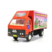 Money Bank Traveler Vehicle (pull back action) (Red)