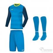 Jako Leeds Keeperstenue Blauw
