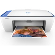 HP V1n03b#629 Stampante Multifunzione Wifi Inkjet A Colori A4 Stampa Copia Scanner Wireless Compatibile Airprint - V1n03b#629 Deskjet 2630 Aio
